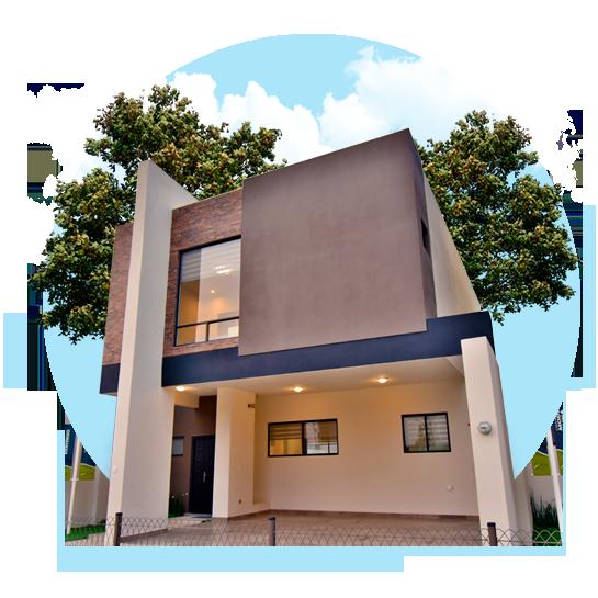 Residencia en Saltillo norte modelo Khali